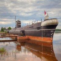 Дизель-электрическая подводная лодка Б-440 :: Константин