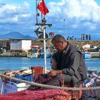 Рыбак :: irina Schwarzer