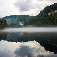 Голубое озеро :: Диана