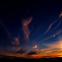 небесный пожар :: Александр Л
