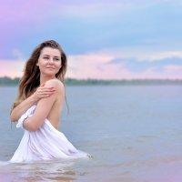 На закате :: Дина Мурзаева