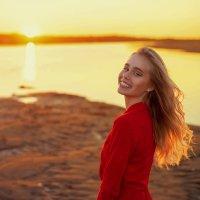Золотое солнце :: Женя Рыжов