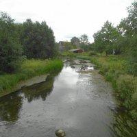 река Хревица :: Михаил Жуковский