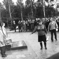 У Вечного Огня. Казань. 1995 год :: alek48s