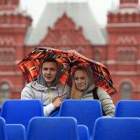 зритель в последнем ряду :: Олег Лукьянов