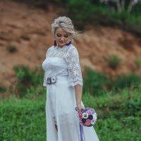 Прекрасная невеста Анна :: Лидия Марынченко