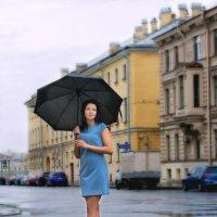 Дождливый Питер :: Александр Клименко