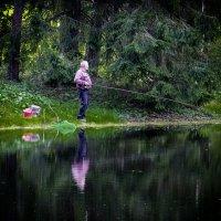 Тихая рыбалка :: Александр