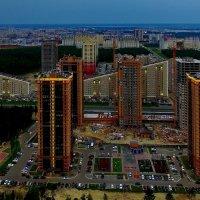 Город вечером :: Олег Петрушов