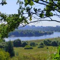 А внизу Москва река :: Татьяна Лобанова