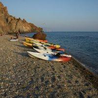 Яшмовый пляж :: Всеволод