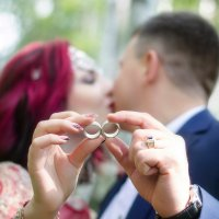 свадебная :: Юлия Рамелис