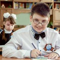 В школе. :: Андрей Козлов
