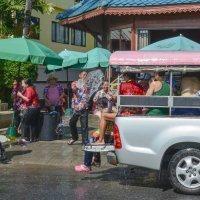 Новый год в Тайланде :: Виктор Куприянов