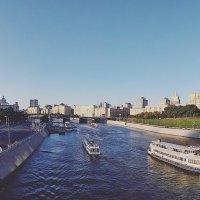 Москва река :: Андрей