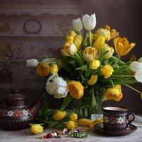 С тюльпанами :: Маргарита Епишина