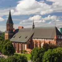 Кафедральный собор в Калининграде :: Roman В