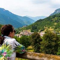 Чудные виды итальянских Альп :: Андрей Крючков