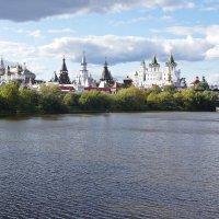 Измайловский кремль :: Леонид leo