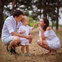 Семья :: Надежда Антонова