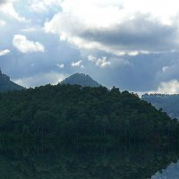 Горное озеро :: irina Schwarzer