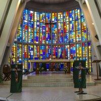 современная церковь Аркашон (Bassin d'Arcachon) :: Георгий