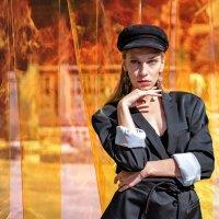 Девушка огонь :: Андрей Бондаренко