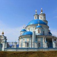 Храм в честь Казанской иконы Божьей Матери (п.Тельма) :: Roman PETROV