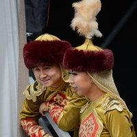 Закулисье. :: Андрей + Ирина Степановы