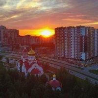 На закате дня... :: Олег Петрушов