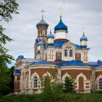 Троицкий Храм :: Валерий Гудков