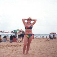 Впервые за границей России :: Natalia Harries