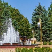 В городском парке :: Игорь Сикорский