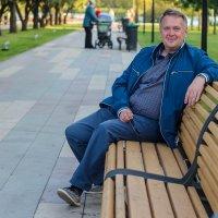 Портрет мужчины :: Андрей