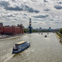 Москва :: Николай Николенко