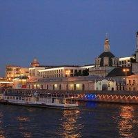 Вече на Москва-реке :: ninell nikitina