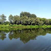 Август на реке Дон. :: Чария Зоя