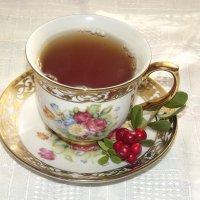 Лето.Чашка чая на даче. :: нина