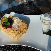 Любимый тортик от Шеф-повара ресторана Sixty Режис Тригель :: Надежд@ Шавенкова