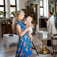 Крещение Одри :: Немцан Галина