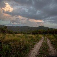 Вечер в горах :: Илья Сигунов
