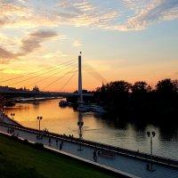 На реке Туре... :: Олег Петрушов