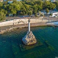 Памятник затопленным кораблям. Севастополь. :: Павел © Смирнов