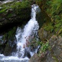 Водопады Третьей речки :: Vlad Сергиевич