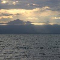 Вечер на Тихом океане :: Дмитрий Солоненко