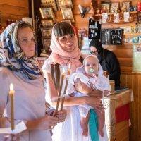 Таинство Крещения :: Юрий Стариков