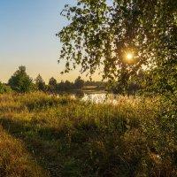 Вечер Август 2018 №2 :: Андрей Дворников