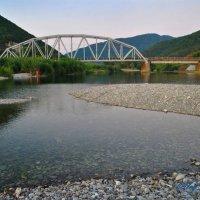 Река Аше. :: Олег Рыбалко
