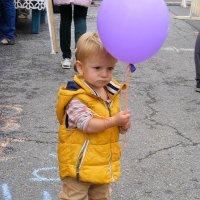 Маленький принц в большом городе. :: Татьяна
