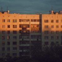 Утро по теплому :: Максим Рябов